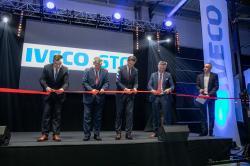 Nowy kompleks dealersko-serwisowy IVECO