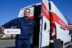 Rekordowy wzrost sprzedaży usług kurierskich