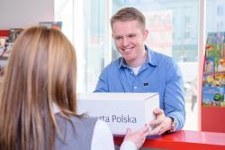 Rośnie udział usług paczkowych Poczty Polskiej