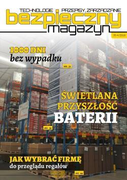 Bezpieczny Magazyn: Potrzebny INSPEKTOR