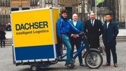 Elektryczne rowery Dachser
