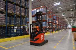 Dynamiczny rozwój procesów logistycznych