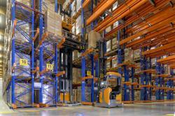 Automatyzacja procesów logistyki wewnętrznej