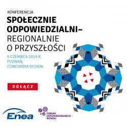 Regionalnie o przyszłości społecznej odpowiedzialności