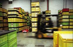 System opakowań zwrotnych w zrównoważonych dostawach