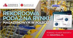 Rynek magazynowy w Polsce po I połowie 2019r.