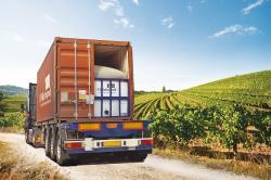 Logistyka na  rynku enoturystyki