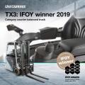 TX3 ZWYCIĘZCĄ IFOY 2019 !!!