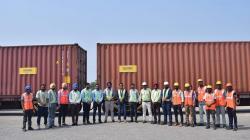 Multimodalny transport do Indii