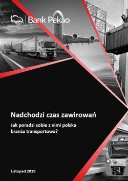 Branża transportowa w Polsce – nadchodzi czas zawirowań