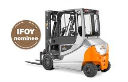 Wózek STILL RX 60 nominowany do IFOY 2020