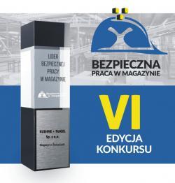 Magazyn Kuehne + Nagel w Święcicach zwycięża w konkursie