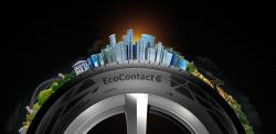 Nominacja opony Continental EcoContact™ 6