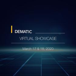 Seria webinariów Dematic Virtual Showcase