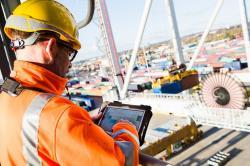 DP World usprawnia obsługę terminalu portowego