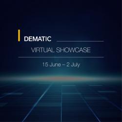 Dematic kontynuuje serię webinarów
