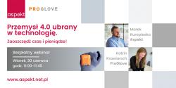 Webinar – Przemysł 4.0 ubrany w technologię