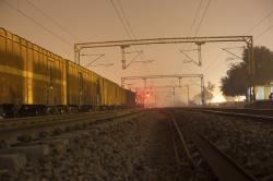 Przejazd pociągu z Wuhan do Francji