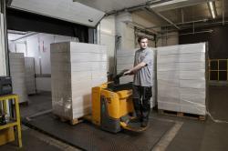 Logistyka żywności w dobie pandemii – procedury i obostrzenia