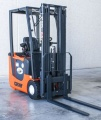 Wózek widłowy elektryczny Carer N08-10