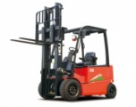 Wózek widłowy elektryczny czterokołowy HELI serii G CPD15-GD1