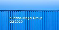 Kuehne+Nagel notuje wyższy zysk w trzecim kwartale 2020 roku