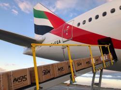 Pierwszy rok przewozów cargo samolotami pasażerskimi