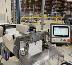 Automatyzacja pakowania w nowej fabryce komponentów Connectivity