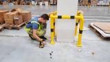 Dostawa i montaż odbojnic przemysłowych