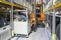 Automatyczne regały i VNA dają możliwość maksymalizacji gęstości składowania