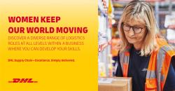 Równość kobiet  w DHL Supply Chain