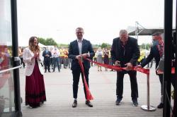Otwarte centrum dystrybucyjne TJX Europe