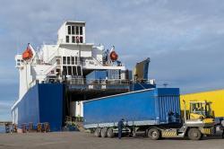 Wzmocniony korytarz handlowy między Afryką Północną i Europą