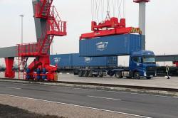 Nowy terminal dla transeuroazjatyckiego transportu kolejowego