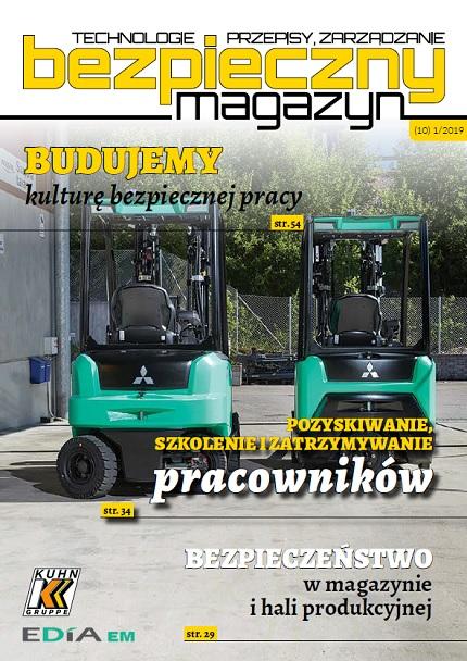 Bezpieczny Magazyn - 03-2019