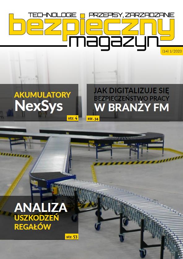 Bezpieczny Magazyn - 03-2020