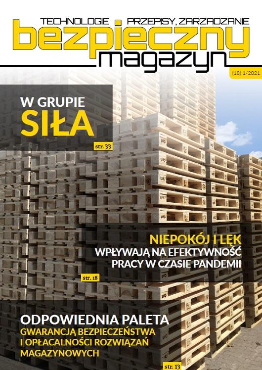 Bezpieczny Magazyn - 03-2021